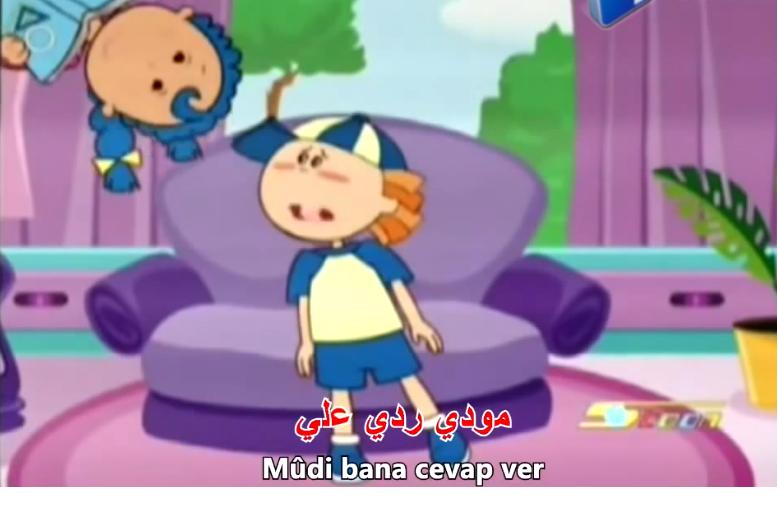 Mudo Cevap Ver-Türkçe-Arapça Altyazılı Şarkı