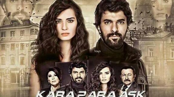 العشق المشبوه الحلقة 1 مترجمة Kara Para Aşk 1 Arapça Altyazılı
