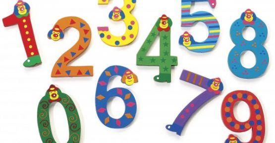 تعلم اللغة التركية مجاناً المستوى الأول الدرس الثالث – الأحرف الصوتية – الأرقام