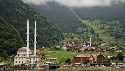 """Arap Turistlerin Başkenti """"Karadeniz"""""""