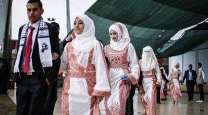 Fotoğraflarla Filistinde Düğün Kültürü العرس الفلسطيني