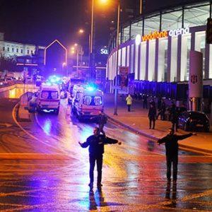 تفجير إسطنبول – İstanbuldaki Patlama