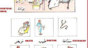 Doktorda Kullanılacak Kelimeler