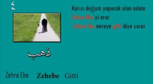 Hafıza Teknikleriye 10 Arapça Fiil