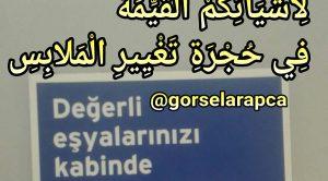 Günlük Hayatta Lazım Olabilecek Arapça İfadeler