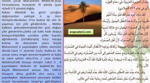 10.Sınıf Sayfa 126 (Baba ve Anne Yetimi Oldu)